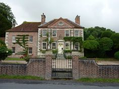 Reddish House, home of Cecil Beaton after Ashcombe.