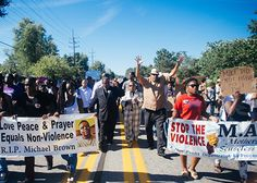How a Demonstration Turned Into a Disaster - The outrageous police actions in Ferguson, Missouri