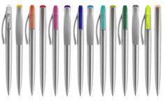 5 Stück PRODIR KUGELSCHREIBER Neu /& Original ES2  Prodir  swiss made Pen
