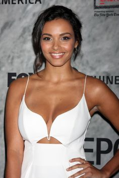 """chrisdvanne - Jessica Lucas Is Tigress In """"Gotham"""" Earlier this. Jessica Lucas, Hottest Female Celebrities, Beautiful Celebrities, Celebs, Beautiful Actresses, Vancouver British Columbia, Jacky, Portraits, Star Girl"""
