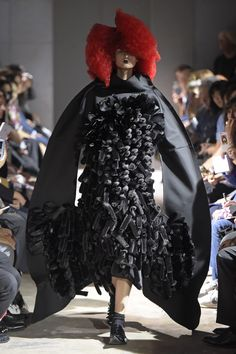 COMME DES GARCONS 2016 SS PARIS COLLECTION 06