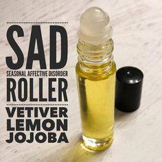 oil for depression Essential Oils for SAD: Seasonal Affective Disorder Roll-On Recipe Essential Oils For Depression, Essential Oils For Migraines, Oils For Sinus, Essential Oils For Hair, Essential Oil Scents, Essential Oil Perfume, Edens Garden Essential Oils, How To Make Homemade Perfume, Young Living Oils
