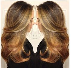Love the color my hair used to look like this , thinking of going blonde again ✨