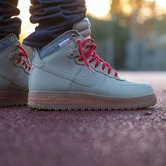 Nike Air Force 1 Duckboot (bamboo) - 43einhalb Sneaker Store Fulda