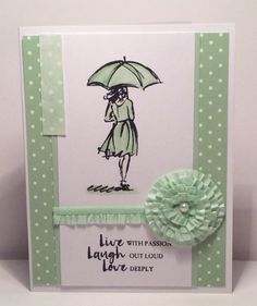 SC637 Live Love Laugh by snowmanqueen - Cards and Paper Crafts at Splitcoaststampers