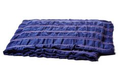St. Barth's Beach Blanket, Navy/Pink