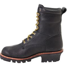 With its comfort, durability, waterproof protection and hard-wearing outsole, this Great Oak GORE-TEX®Logger Work Boot ( is ideal for you. Shoe Cobbler, Logger Boots, Combat Boots, Men's Boots, Cheap Boots, Boots Style, Hard Wear, Goodyear Welt, Steel Toe