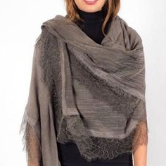 Thanks to @butchblum  Keep yourself warm and chic with shawls by @richiami! Their motto is scarves couture and this example is elegant evidence! #seattlefashion #womensfashion #scarves #seattleshopping #seattlesbest #socool #instacool #instafashion #ootd #fashionpost #fashionlovers #fashionista #fashiondaily #fashiongram #fashionkilla #fashionable #fashionshop #fashiontrends #madeinitaly #cashmere #silk #embroidery - http://ift.tt/1HQJd81