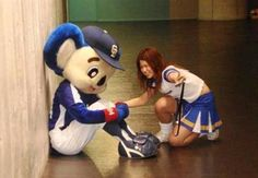 Doara (Japanese baseball mascot)