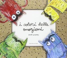 The Colour Monster Pop-Up : Anna Llenas : 9781783703562 Pop Up, Spanish Colors, Feelings And Emotions, The Conjuring, Nonfiction Books, Handmade Crafts, Childrens Books, Album, Amazon Fr