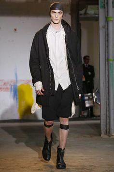 Boris Bidjan Saberi Menswear Spring Summer 2015 Paris - NOWFASHION
