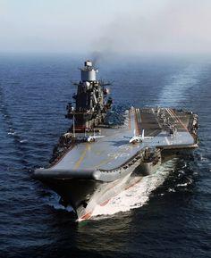 russian navy | Russian Navy Admiral Kuznetsov aircraft carrier