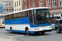 Newbury Coaches Volvo B10M...