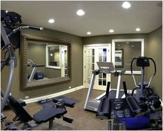 What Really Happens With Home Gym Ideas Garage
