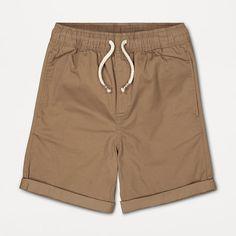 Poplin Pull On Shorts | KmartNZ Boys Underwear, Height And Weight, Jacket Dress, Bra Sizes, Poplin, Kids Outfits, Casual Shorts, Mens Tops, Jackets