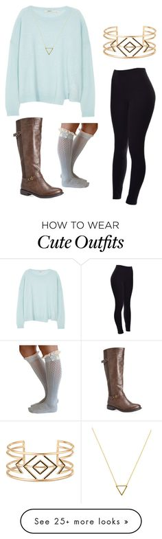 """Cute winter school outfit"" by gymnastsophia on Polyvore featuring J Brand, Stella & Dot, Wanderlust + Co, Avenue, women's clothing, women's fashion, women, female, woman and misses"