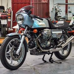 Moto Guzzi Mk1 Le Mans