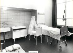 1967 - Verloskundige kamer Havenziekenhuis Rotterdam