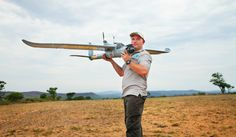 Endangered Animals Are Being Poisoned In Zimbabwe. Drones Are Flying To The Rescue.
