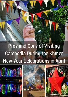 Pros and Cons of Visiting Cambodia During the Khmer New Year Celebrations in April | Sidewalk Safari