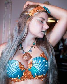 Mermaid Top, Mermaid Hair, Professional Mermaid, Mermaid Makeup, Mermaids, Sailor, Lifestyle, Instagram, Tops