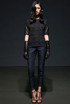 St. John Fall 2013 Ready-to-Wear Collection Photos - Vogue