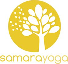 samarayogastudio.com - Samara Yoga Studio - Sweet, sunny, strong. Samara Yoga's website rocks, thanks to the design skills of our friend Jess of jl erickson design.    Custom WordPress Theme.