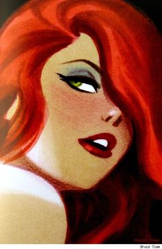 theartisticendeavor: Art by Bruce Timm