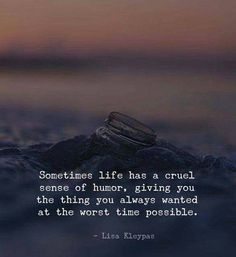 Positive Quotes : Sometimes life has a cruel sense of humor. - Hall Of Quotes Strong Quotes, True Quotes, Words Quotes, Positive Quotes, Motivational Quotes, Inspirational Quotes, Qoutes, Sayings, Wisdom Quotes