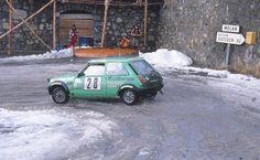 Bruno Saby - Michel Guegan 47th Rallye Automobile de Montecarlo 1979 (Renault R5 Alpine)
