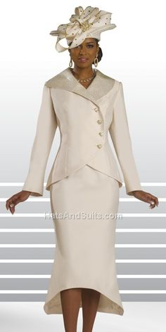 Donna Vinci Style 11405 Church Suits And Hats d3be486e0f47