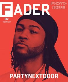PARTYNEXTDOOR Covers FADER And Gives Very First Interview