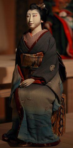 Jusaburo Tsujimura. 辻村寿三郎 唐人お吉の画像 | 辻村寿和Collection「寿三郎」創作人形の世界