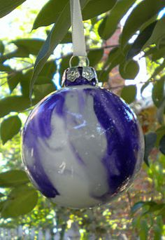 ~ 18 Upcycled Christmas Ornaments ~