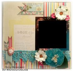 Layout - Designer: Kelly Peters Layout Design, My Design, Scrapbooking Layouts, Art Pieces, Crafty, Frame, Cards, Inspiration, Home Decor