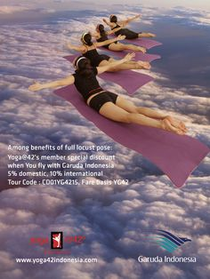 The added benefits of yoga member off the mat. Get our corporate discount my showing your yoga Bikram Yoga, Yoga Benefits, Hot Yoga, Jakarta, Bali, Tours, Studio, Studios, Studying