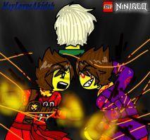 Lego ninjago #765 by MaylovesAkidah
