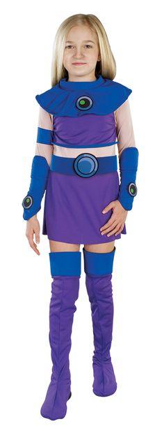Series teen ti... Teen Titans Starfire Halloween Costume Starfire cosplay
