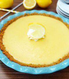Lemon Icebox Pie | Life, Love, and Sugar