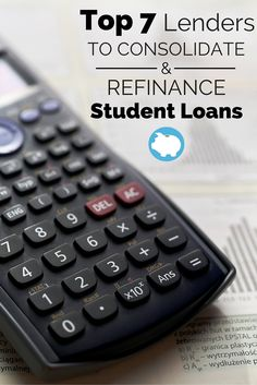 Student loan debt sucks!  Cut your payments by $14,000 by consolidating and refinancing with these top 7 lenders.