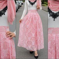 Petite Fashion Tips .Petite Fashion Tips Modest Fashion Hijab, Modern Hijab Fashion, Muslim Fashion, Skirt Fashion, Fashion Dresses, Indian Fashion, Modest Dresses, Stylish Dresses, Fashion Tips For Girls