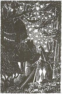 The Hemulen who loved silence - Tove Jansson