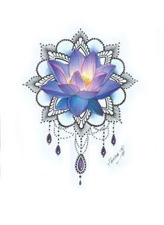 Lotus Flower Más