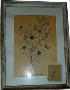 Original By Liz - Poppies FREE SHIPPING