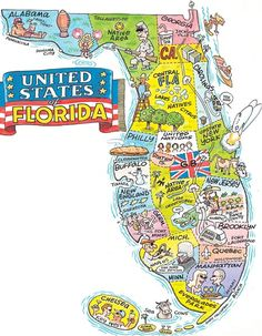 The United States of Florida - too freakin accurate
