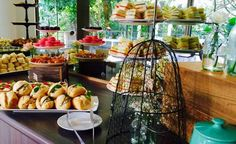 Enjoy all-you-can-eat high tea at Melbourne