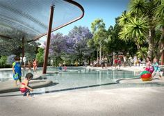 Darlington Parklands in Yarrabilba | Super park with waterpark in Logan - Brisbane Kids