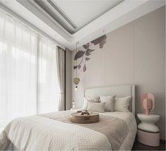 Magazine Design, Curtains, Interior Design, Bedroom, Furniture, Home Decor, Nest Design, Blinds, Decoration Home