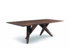 """Dining Table 06031 Dimensions:  87""""/94.5""""/102.5""""/110.25"""" x 39.5"""" x 29""""H Material:   Solid wood. Finish:   Oak, cherry, maple or walnut. Usonahome"""