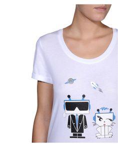 Karl Lagerfeld | White Karl & Choupette Robot | Lyst